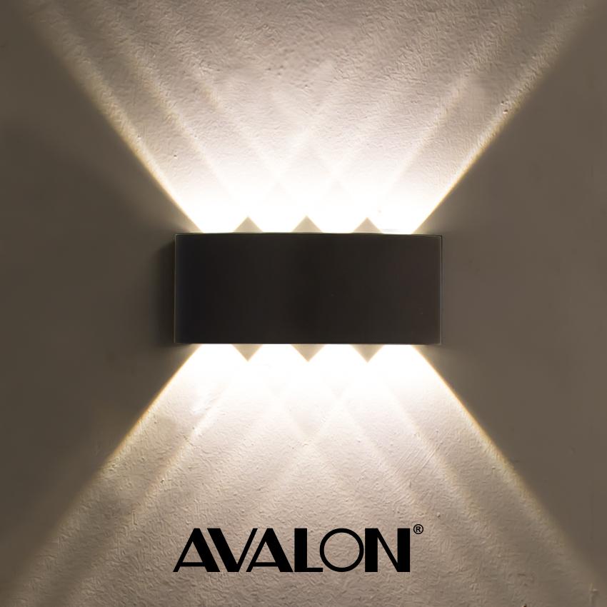 Avalon Indoor & outdoor Modern Wall Light (YP-W-W3224-WW)