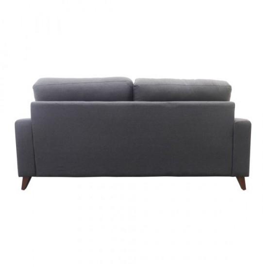 Eleken 3S Sofa (Dark Grey)